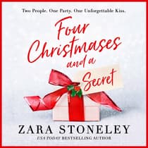 Four Christmases and a Secret by Zara Stoneley audiobook