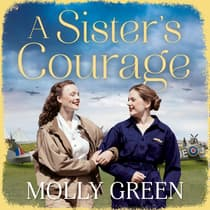 A Sister's Courage by Molly Green audiobook