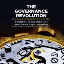 The Governance Revolution by Deborah Hicks Midanek audiobook