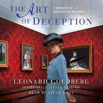The Art of Deception by Leonard Goldberg audiobook
