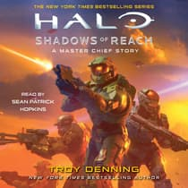 Halo: Shadows of Reach by Troy Denning audiobook