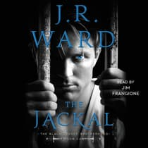 The Jackal by J. R. Ward audiobook