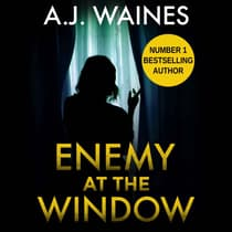 Enemy at the Window by A. J.  Waines audiobook