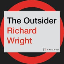 The Outsider by Richard Wright audiobook