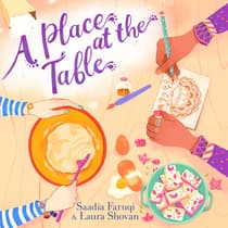 A Place at the Table by Laura Shovan audiobook