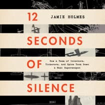 12 Seconds of Silence by Jamie Holmes audiobook