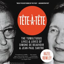 Tete-a-Tete by Hazel Rowley audiobook