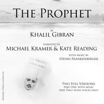 The Prophet    by Kahlil Gibran audiobook