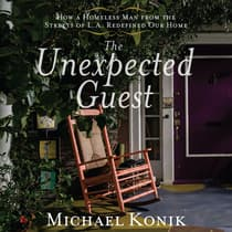 The Unexpected Guest by Michael Konik audiobook