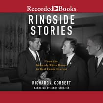 Ringside Stories by Richard A. Corbett audiobook