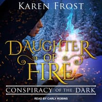 Daughter of Fire by Karen Frost audiobook