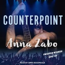 Counterpoint by Anna Zabo audiobook
