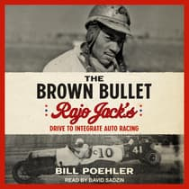 The Brown Bullet by Bill Poehler audiobook
