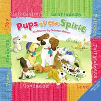 Pups of the Spirit by Zondervan audiobook