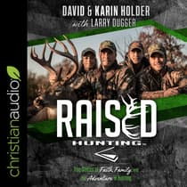 Raised Hunting by David Holder audiobook