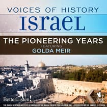 Voices of History Israel: The Pioneering Years by Oved Ben Ami audiobook