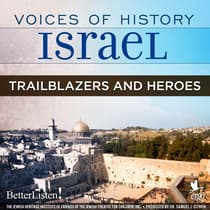 Voices of History Israel: Trailblazers and Heroes by Flora Muszkat audiobook