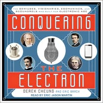 Conquering the Electron by Derek Cheung audiobook