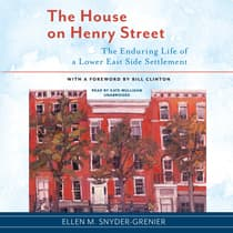 The House on Henry Street by Ellen M. Snyder-Grenier audiobook