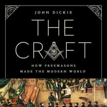 The Craft by John Dickie audiobook