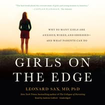Girls on the Edge by Leonard Sax audiobook