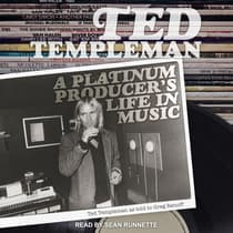 Ted Templeman by Ted Templeman audiobook