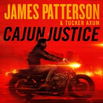 Cajun Justice by James Patterson audiobook