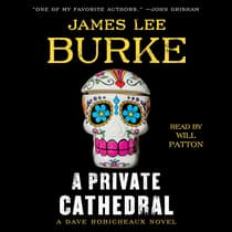 A Private Cathedral by James Lee Burke audiobook