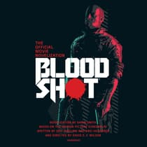 Bloodshot by Gavin Smith audiobook