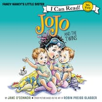 Fancy Nancy: JoJo and the Twins by Jane O'Connor audiobook