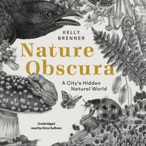 Nature Obscura by Kelly Brenner audiobook