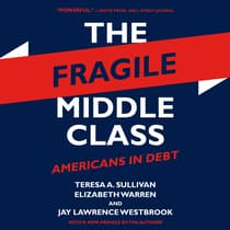 The Fragile Middle Class by Elizabeth Warren audiobook