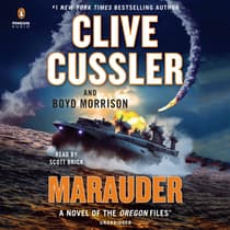 Marauder by Clive Cussler audiobook