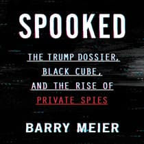 Spooked by Barry Meier audiobook