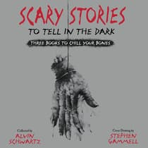 Scary Stories Audio Collection by Alvin Schwartz audiobook