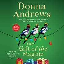 The Gift of the Magpie by Donna Andrews audiobook