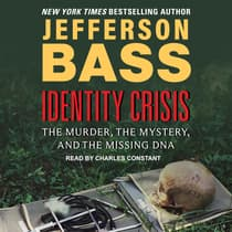 Identity Crisis by Jefferson Bass audiobook
