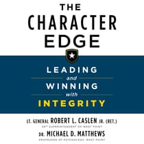 The Character Edge by Robert Caslen audiobook