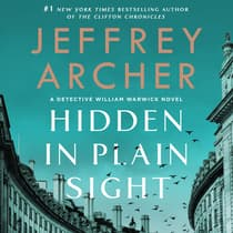 Hidden in Plain Sight by Jeffrey Archer audiobook