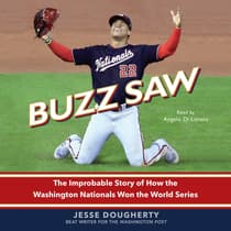 Buzz Saw by Jesse Dougherty audiobook