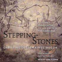 Stepping-Stones by Christine Desdemaines-Hugon audiobook