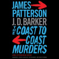 The Coast-to-Coast Murders by James Patterson audiobook