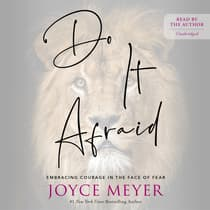 Do It Afraid by Joyce Meyer audiobook