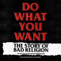Do What You Want by Bad Religion audiobook