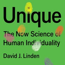 Unique by David Linden audiobook