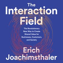 The Interaction Field by Erich Joachimsthaler audiobook