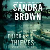 Thick as Thieves by Sandra Brown audiobook