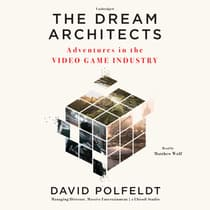 The Dream Architects by David Polfeldt audiobook