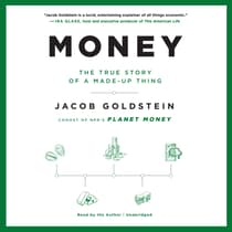 Money by Jacob Goldstein audiobook