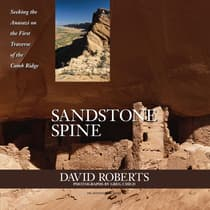 Sandstone Spine by David Roberts audiobook